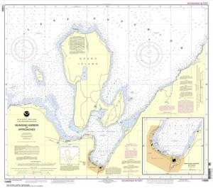 NOAA Chart - 14969
